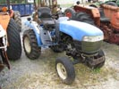 Used New Holland TC24 Tractor Parts