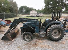 Used New Holland TC33D 4WD Tractor Parts