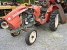 Used Yanmar 2010 Tractor Parts
