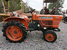 Used Zen-Noh ZL1801 Tractor Parts