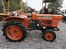Used Zen-Noh ZL1801 Tractor Parts