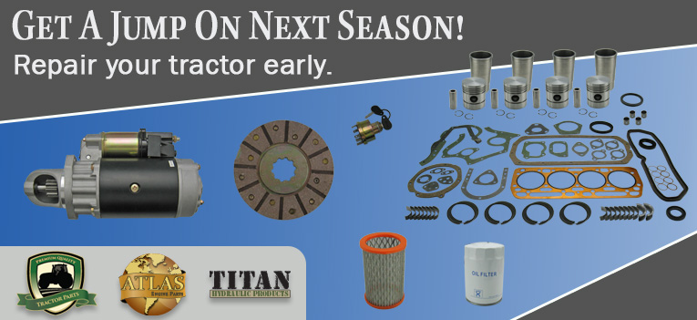 Tractor Part - Repair Your Tractor For Next Season