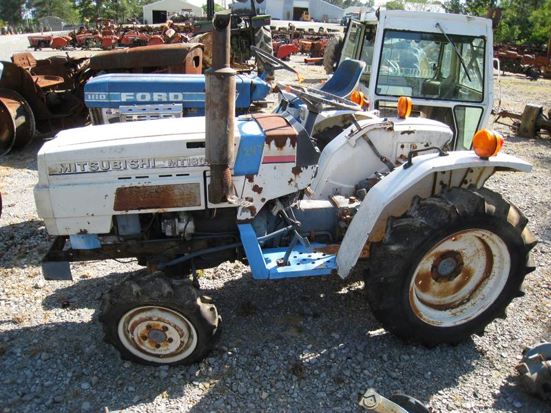 Mitsubishi Tractor Mt2201 Parts : Cross creek tractor parts new used rebuilt